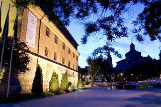 hotel Monasterio Benedictino en la población de Calatayud