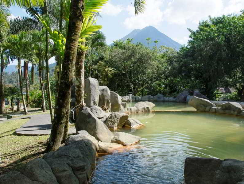 Arenal Paraiso Resort & Thermo Mineral Hot Springs