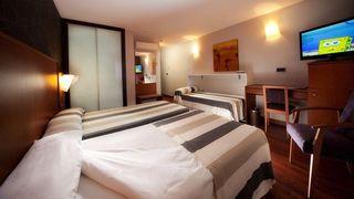 Nuevo Torreluz - Hoteles en Almería Capital