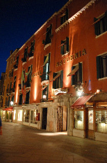 Saturnia & International in Venice, Italy