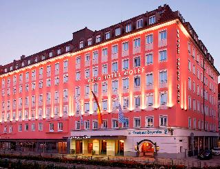 Foto Eden Hotel Wolff