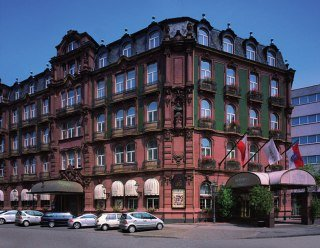 Le Méridien Parkhotel Frankfurt in Frankfurt, Germany
