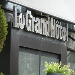 Grand Hotel in Strasbourg, France