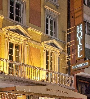 Hannong in Strasbourg, France