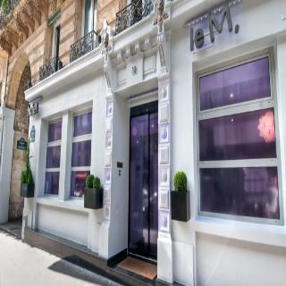 Moderne St Germain in Paris, France