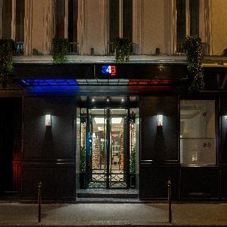 Hôtel 34B Astotel