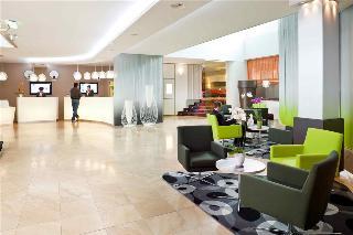 Novotel Geneve Centre in Geneva, Switzerland