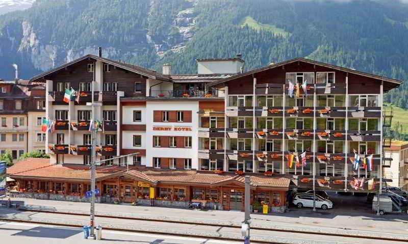 Derby Grindelwald Swiss Quality Hotel in Swiss Alps, Switzerland