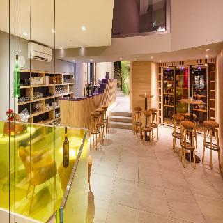 Swiss Wine Hotel & Bar in Lausanne, Switzerland