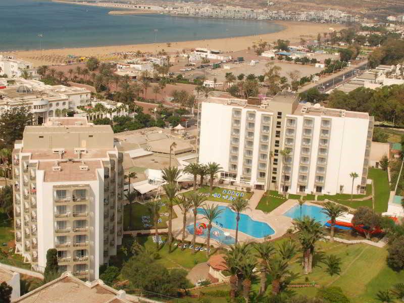 Kenzi Europa in Agadir, Morocco