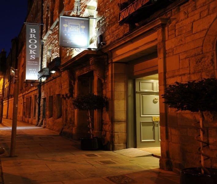 愛丁堡布魯克斯酒店
