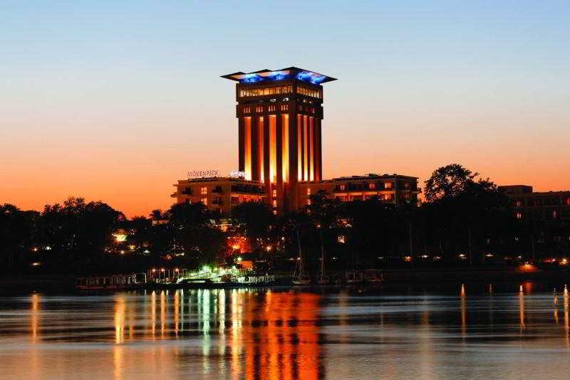 Viajes Ibiza - Mövenpick Resort Aswan