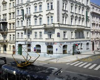 Best Western City Hotel Moran in Prague, Czech Republic