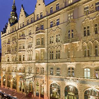 Hotel Paris Prague in Prague, Czech Republic