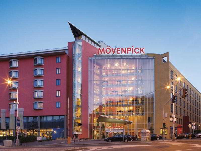 Moevenpick in Prague, Czech Republic