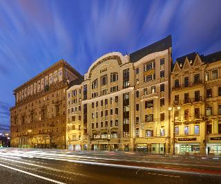 Marriott Tverskaya in Moscow, Russia