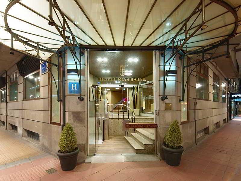 Hotel Rías Bajas