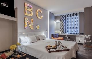 Evenia Rossello - Hoteles en Barcelona Paseo de Gracia