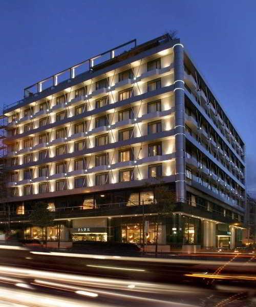 Radisson Blu Park Hotel Athens in Athens, Greece