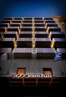 NJV Athens Plaza in Athens, Greece
