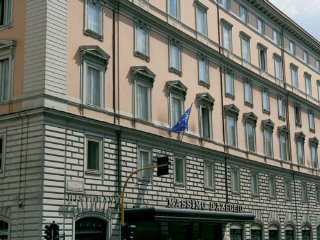 Bettoja Hotel Massimo d'Azeglio in Rome, Italy