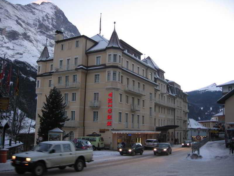 Grand Regina in Swiss Alps, Switzerland