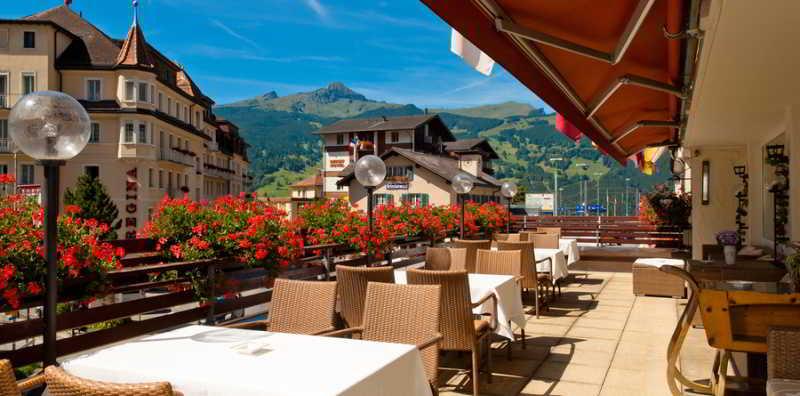 hotel kreuz post hotel en grindelwald viajes el corte ingl s. Black Bedroom Furniture Sets. Home Design Ideas