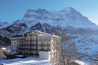 Belvedere Swiss Quality Hotel Grindelwald in Swiss Alps, Switzerland