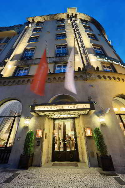 Grand hotel bohemia air canada vacations for General hotel prague