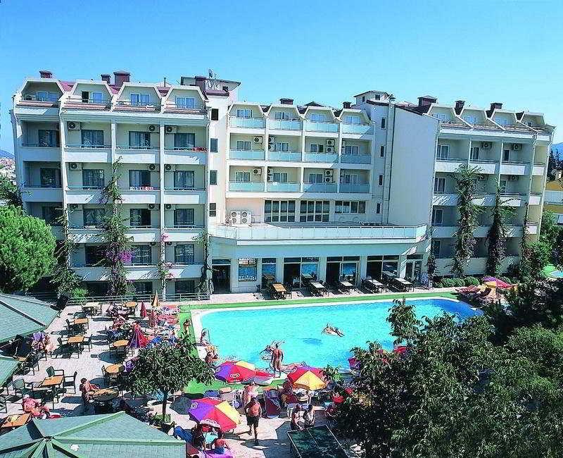 Club Armar in Marmaris, Turkey