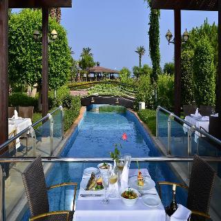 Miracle Hotel Lara Beach