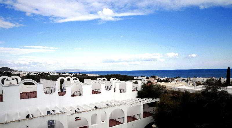 hotel APARTAMENTOS VISTA MOJACAR en la población de Mojacar