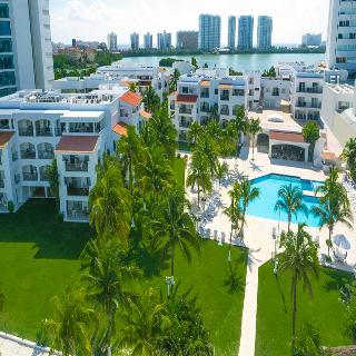 Hotel beachscape kin ha villas suites en cancun playa for Villas kin ha
