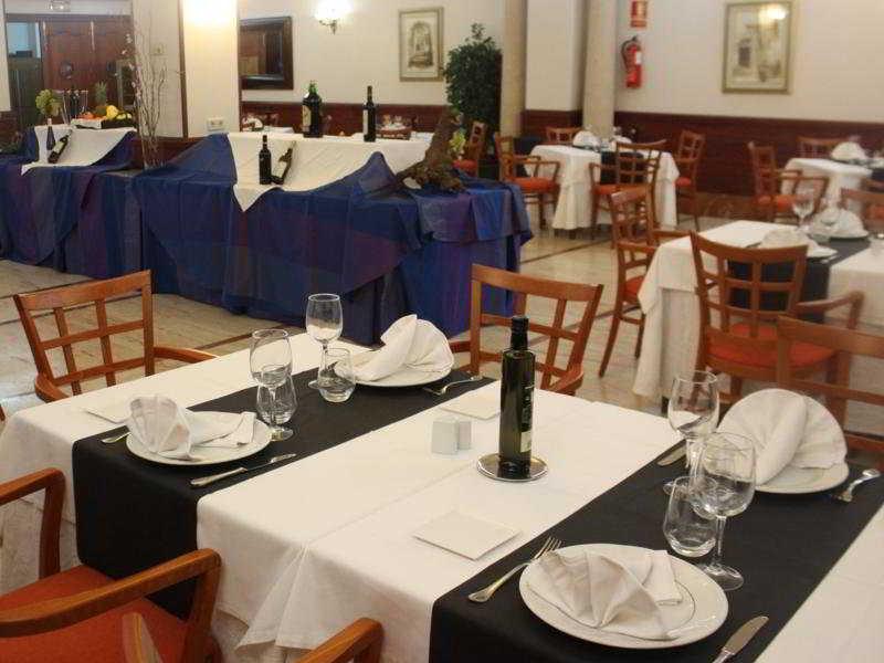 hotel santa cecilia ciudad real: