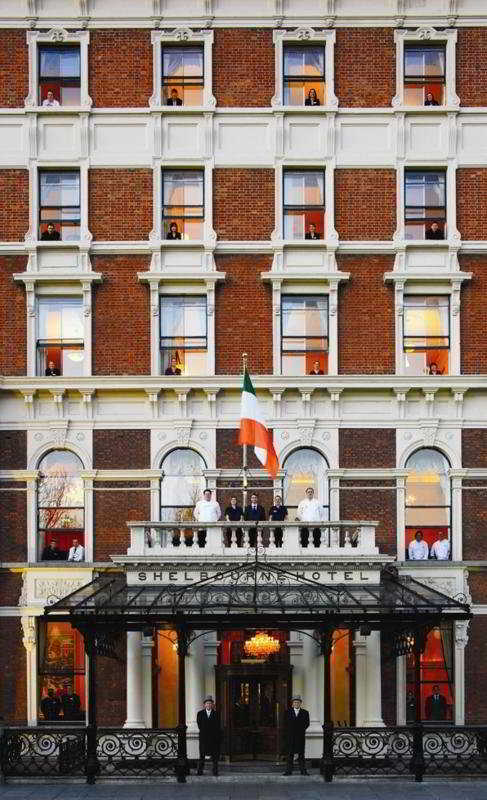 The Shelbourne Hotel Dublin