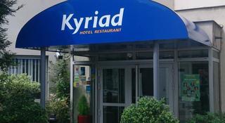 Kyriad Paris Nord Porte de Saint-Ouen