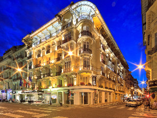 Best Western Plus Hôtel Masséna Nice in Nice, France