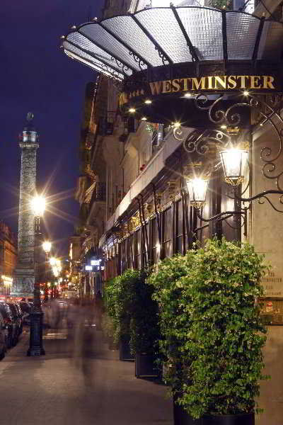 Hotel Westminster, Paris