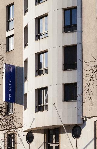 Hotel Inn Design Paris Place d'Italie (Ex Timhotel