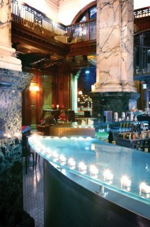 Scotsman Hotel  Bar