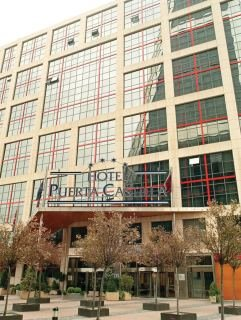 Hotel Silken Puerta Castilla