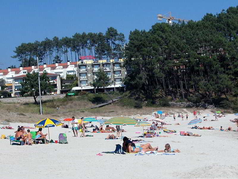 Hotel Inffinit Sanxenxo Playa