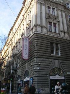 Hôtel Hongrie : Budapest