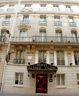 Elysees Union in Paris, France