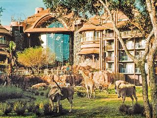 Disney's Animal Kingdom Lodge image 8