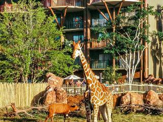 Disney's Animal Kingdom Lodge image 16