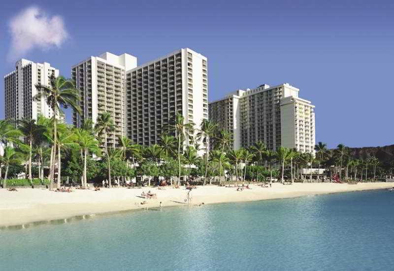 Marriott Waikiki Beach Resort And Spa Parking
