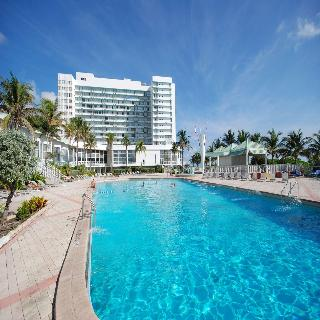 Deauville Beach Resort Lodgings In Miami
