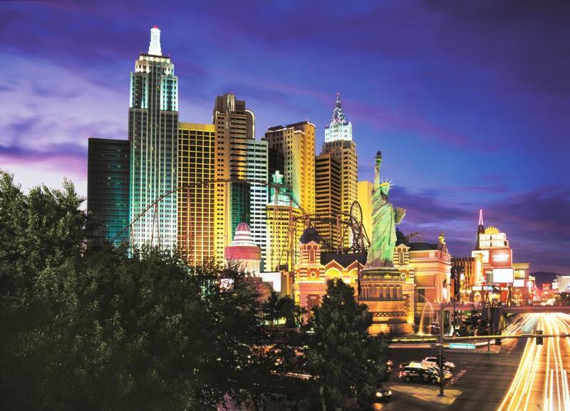 Hotel New York New York Hotel & Casino