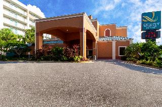 Quality Suites Universal Central in Orlando Area - FL, United States